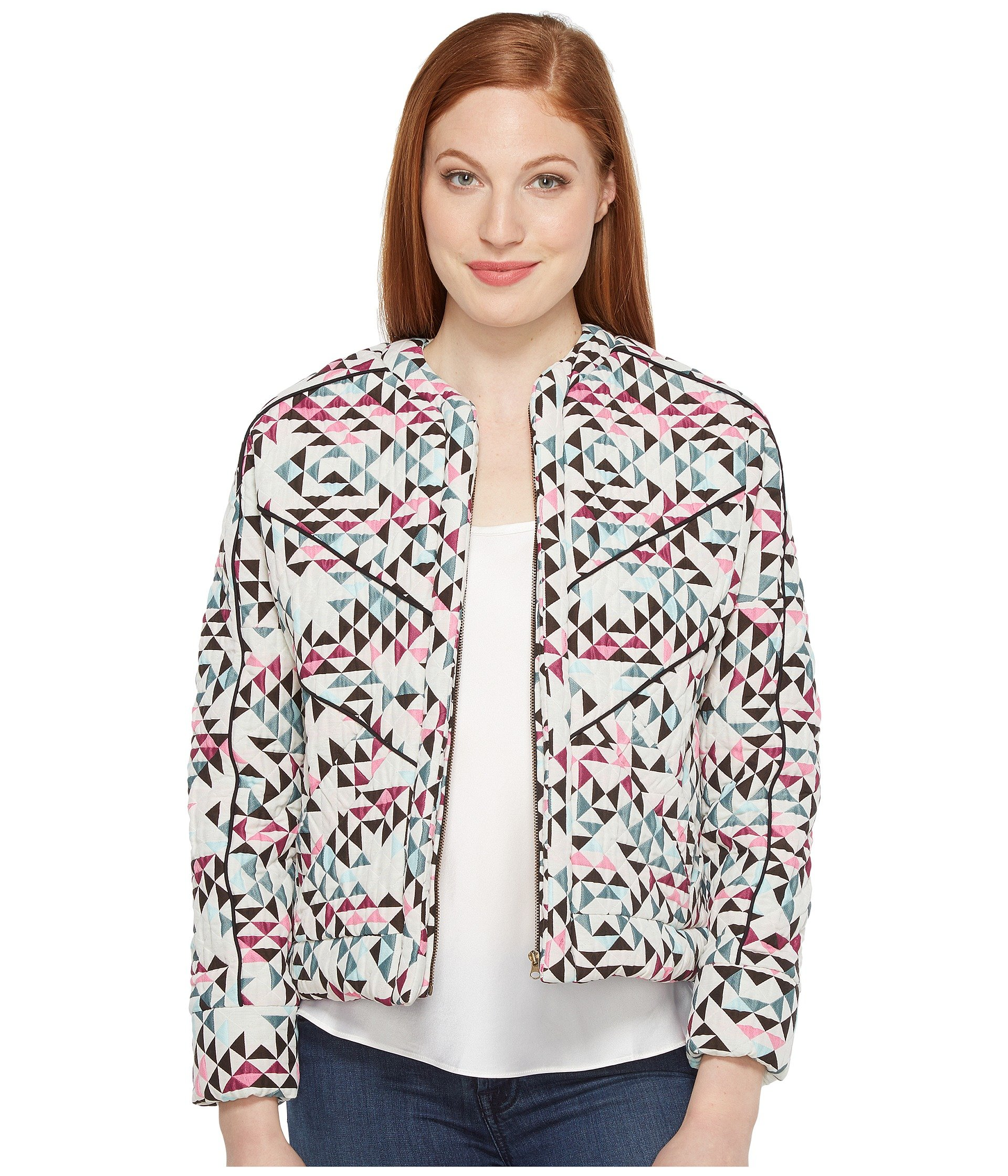 Intropia Quilted Jacket