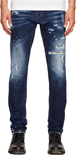 DSQUARED2 - Wild Mountain Cool Guy Jeans in Blue