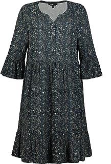 ULLA POPKEN Kleid Marine Vestito Donna