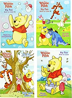 pooh bear and friends coloring pages
