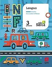 Lengua. 3 Primaria. Más Savia. Madrid