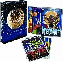 Mystery Science Theater 3000 (First Spaceship on Venus / Laserblast / Werewolf / Future War)