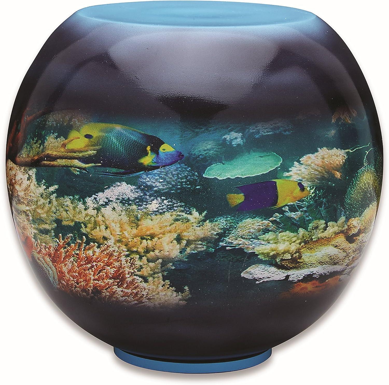 UrnsDirect2U 7530-10 Fishbowl Urn Cremation New Max 79% OFF life Adult