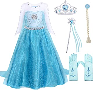 elsa birthday outfit