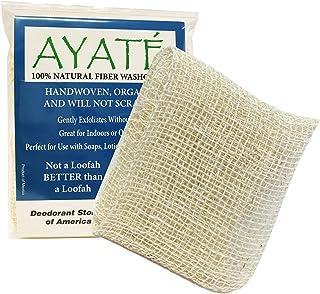 Ayate 100% Natural Fiber Washcloth