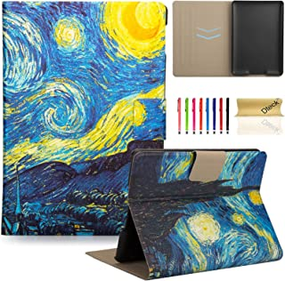 Dteck Folio Case for Amazon Kindle - Slim Fit PU Leather Stand Protective Cover Case for Amazon Kindle Series
