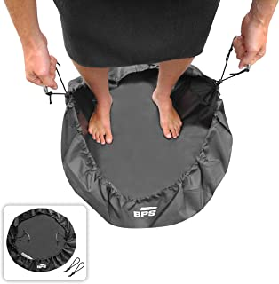BPS Wetsuit Changing Mat/Waterproof Dry-Bag/Wet Bag for Surfers with Especially Designed..