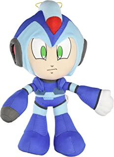 "Great Eastern Mega Man X4 9"" Plush"
