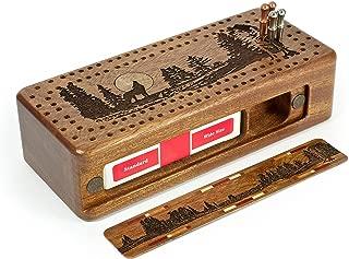 handmade cribbage
