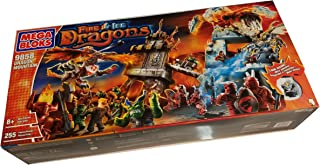 Best dragons mega bloks fire and ice Reviews
