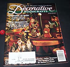 Better Homes and Gardens Decorative WOODCRAFTS December 1993 Issue 14 (Vol. 3, No. 6)