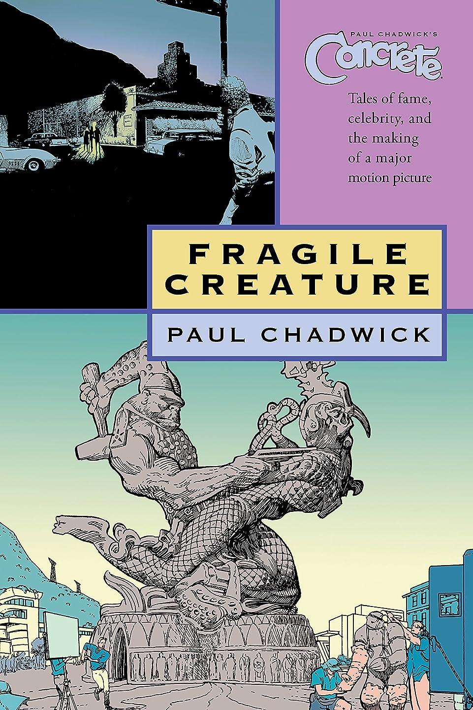 内訳がっかりする太いConcrete vol. 3: Fragile Creature (English Edition)