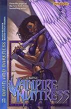 LA Banks' Vampire Huntress: Dawn and Darkness