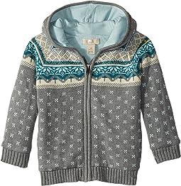 PEEK - Fair Isle Zip Sweater (Infant)