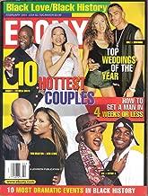 Ebony the 10 Hottes Couples (February 2001)