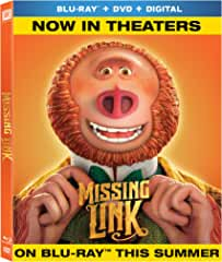 Missing Link arrives on Digital July 9 and on Blu-ray and DVD July 23 from Fox