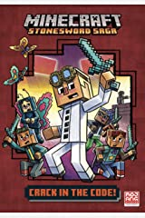 Crack in the Code! (Minecraft Stonesword Saga #1) (A Stepping Stone Book(TM)) Kindle Edition
