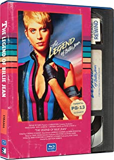 The Legend of Billie Jean - Retro VHS Style