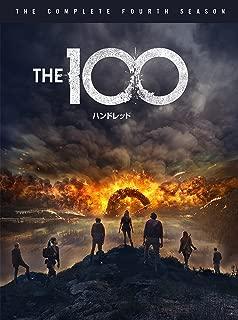 THE100/ハンドレッド <フォース・シーズン>DVD  コンプリート・ボックス(3枚組)