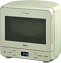 Whirlpool MAX 38 VANILLA Encimera 13L 1500W Color blanco - Microondas (Encimera, 13 L, 1500 W, Tocar, Chocolate, Blanco, 700 W)