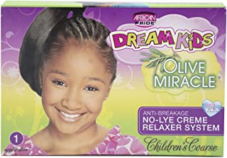 African Pride Dream Kids Olive Miracle Relaxer Coarse, 1count