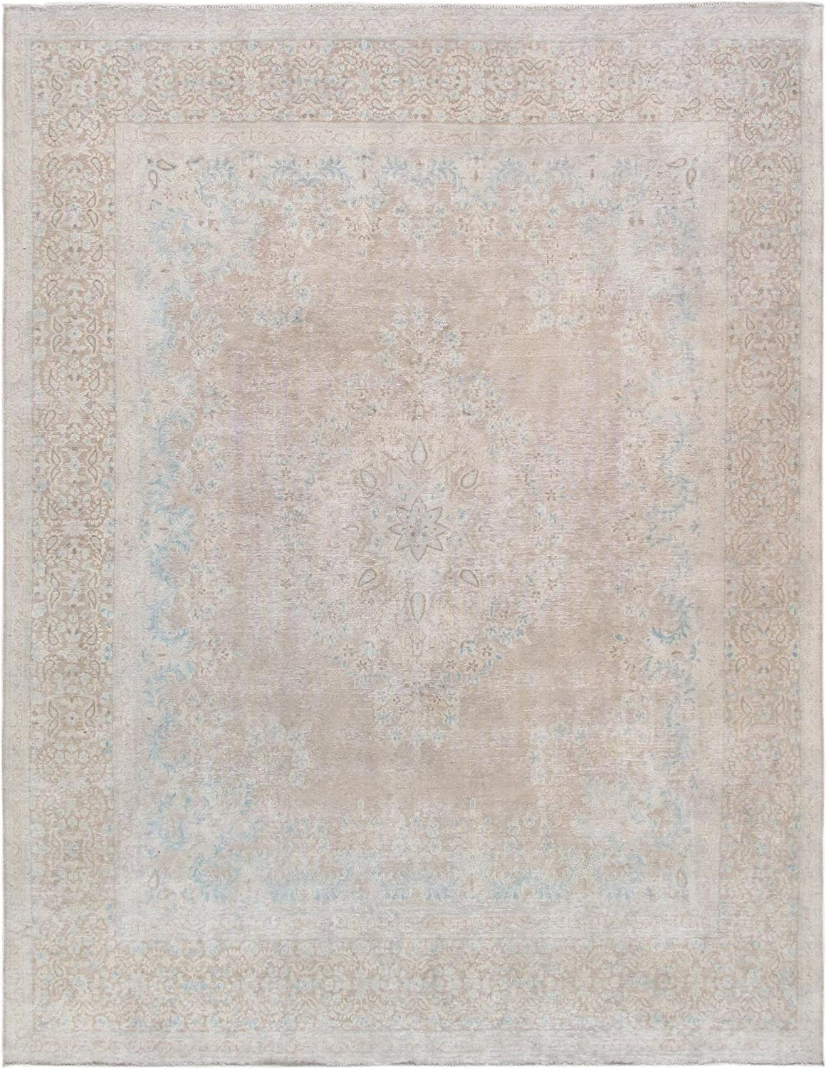 Our shop OFFers the best service Pasargad Carpets Vintage shipfree Overdyes Wool Hand-Knotted Lamb's Area