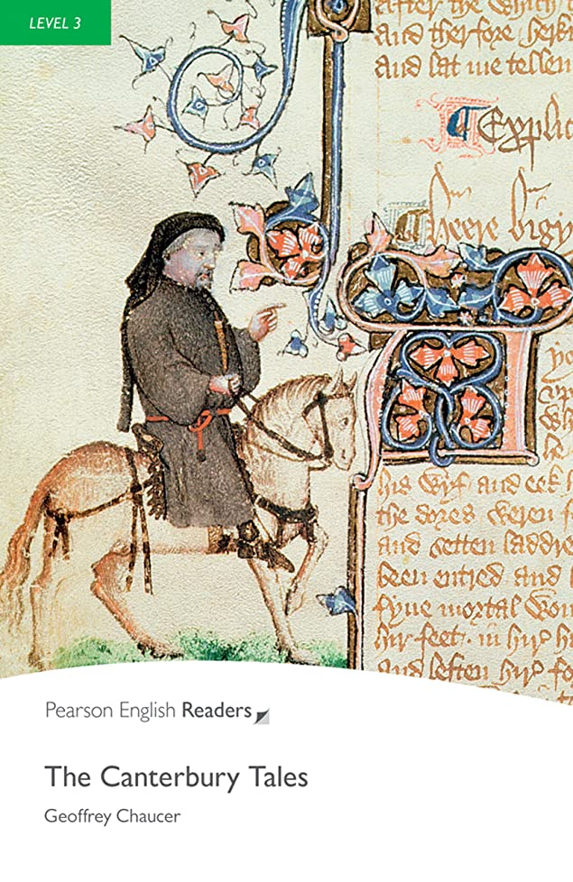 ハンカチ石炭子豚Level 3: Canterbury Tales (Pearson English Graded Readers) (English Edition)