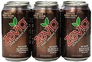 Zevia All Natural Soda, Rootbeer, 6-pack, 72 fl oz
