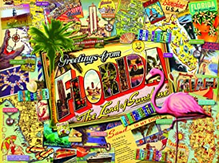 Florida 1000 pc Jigsaw Puzzle by SunsOut