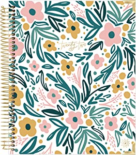 $29 » bloom daily planners 2022 Hardcover Calendar Year Goal & Vision Planner (January 2022 - December 2022) - Monthly/Weekly Co...