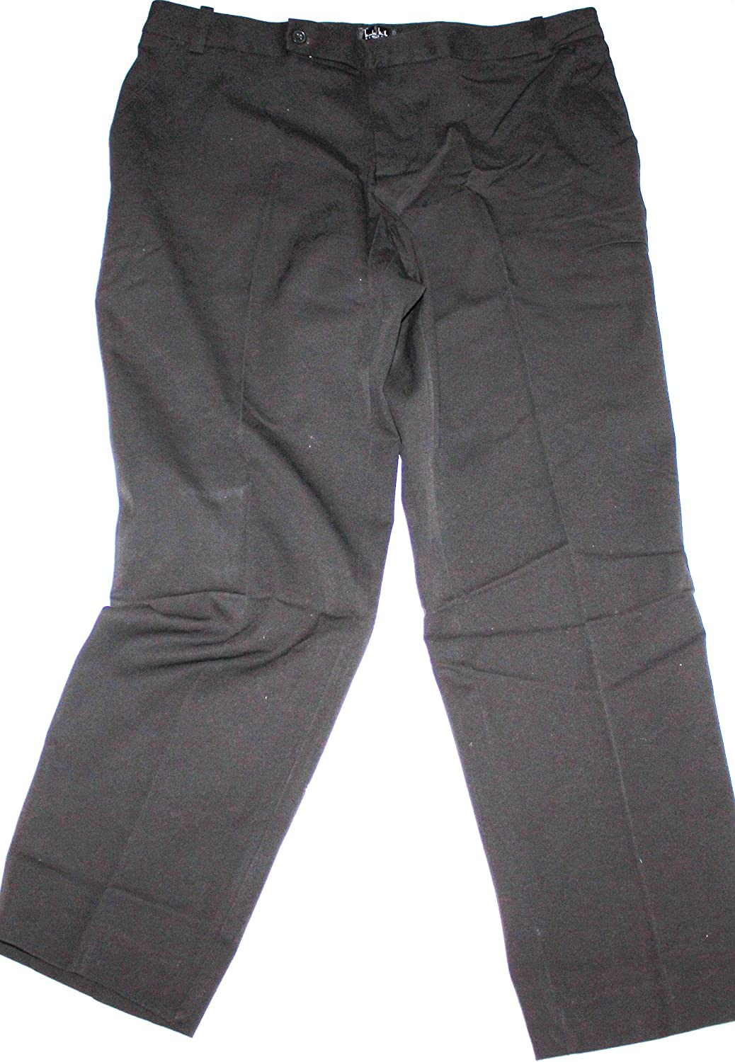 Nicole Miller Women's Size 16 Black Cropped Ankle Pants with 28 Inch Inseam
