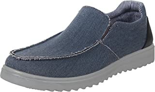 Men's Comfort Casual Daily Slip-on Walking Loafer Shoes