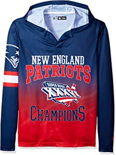 Super Bowl Champions Poly Hoody Tee