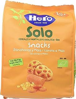 Hero Snack Zanahoria Eco H.Solo 40G 6U 240 g