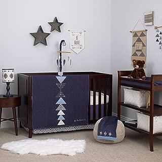 navy blue nursery bedding