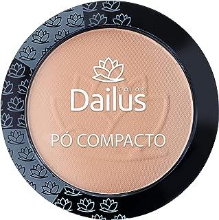Pó Compacto New 06, Dailus, Bege Médio