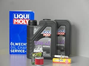 Honda TRX 450 nbsp R Maintenance and Inspection Kit Oil Oil Filter Spark Plug 2004 nbsp Onwards Quad