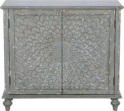 Amazon.com: Pulaski Glam Accent Puerta Pecho: Kitchen & Dining