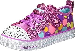 Skechers Kids' Shuffle Lite-Beauty Bounce Sneaker