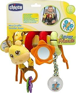 Chicco Brinquedo de Carrinho Sra Girafa, Amarelo