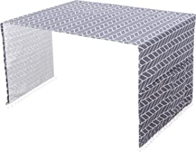 LIOOBO Funda para Lavadora Carga Superior Refrigerador Universal Cubierta Superior del Secador y Lavadora Autom/ática Impermeable a Prueba de Polvo con Cremallera 54x54x82cm patr/ón de Oso