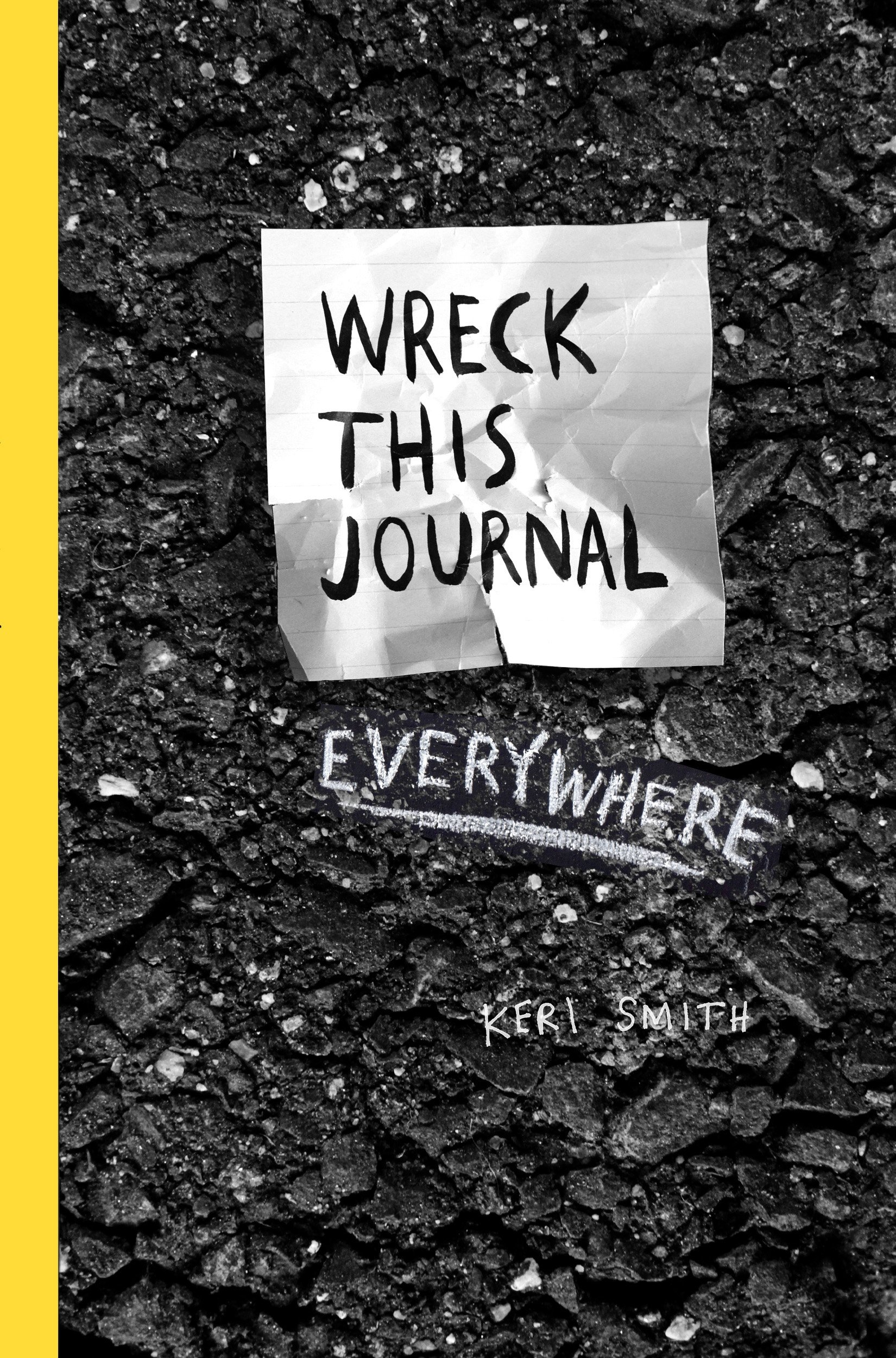 Image OfWreck This Journal Everywhere