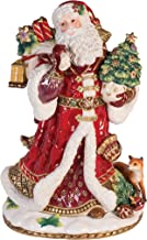 Fitz and Floyd 49-659 Santa Figurine Renaissance Holiday