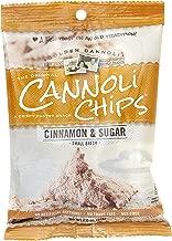 The Original Cannoli Chips, 10ct Single Serving Case (Cinnamon Sugar)