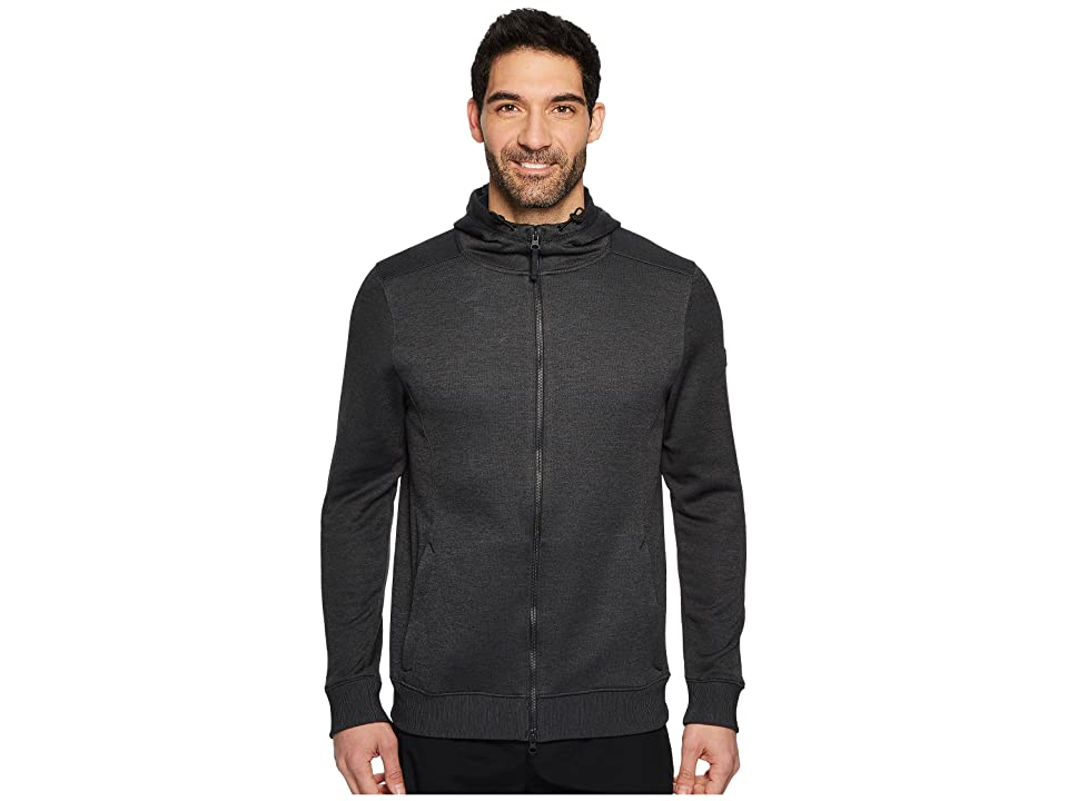 Under Armour Sportstyle Sweater Fleece Full Zip (Black/Black) Men