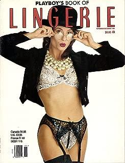 Playboy's Book of Lingerie, November / December 1996