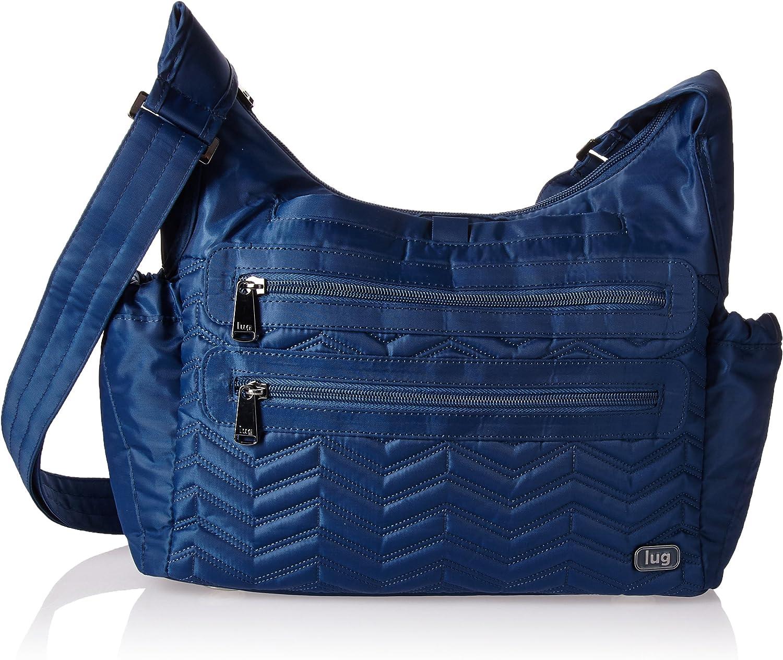 Lug Camper Cross Body Bag