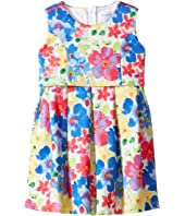 Us Angels - Sleeveless Princess Bodice Popover Dress (Toddler)