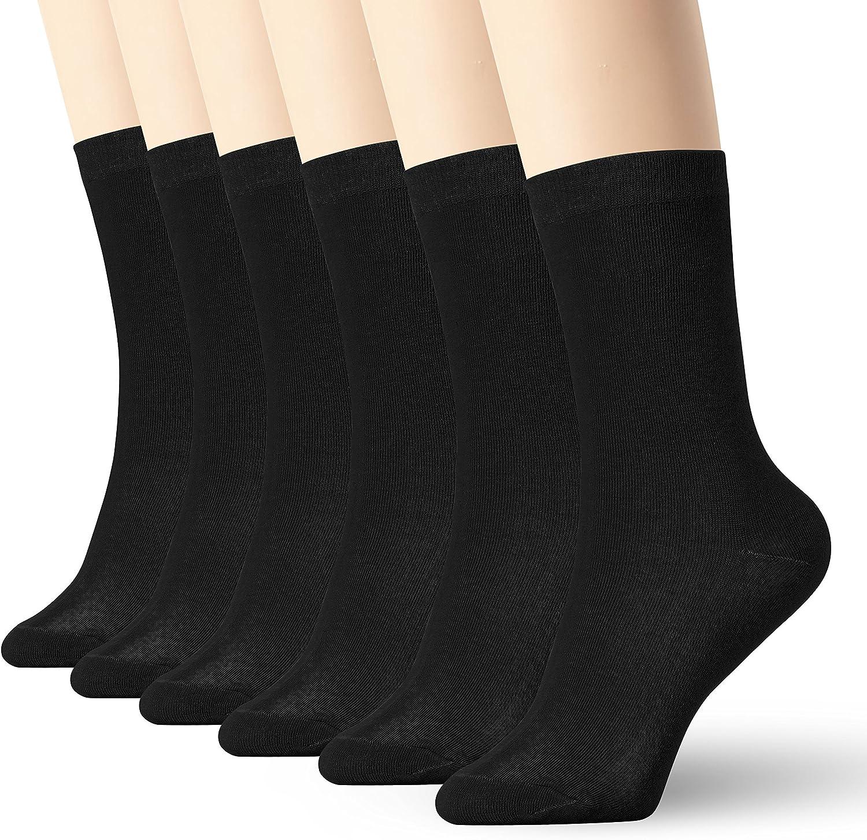 K-LORRA Women Men Casual Cotton Socks