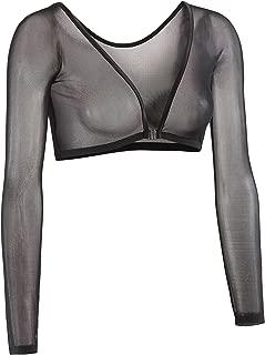 Sleevey Wonders Women's Basic Long Slip-on Mesh Sleeves